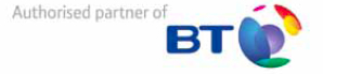 Authorised BT partner (white)